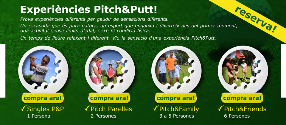 Pitch Experience