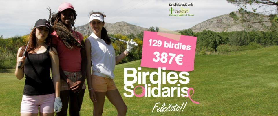 Birdies Solidaris Resultat